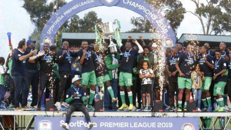 Gor Mahia finally crowned as the 2019/2020 KPL champions