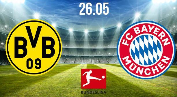 Borussia Dortmund vs Bayern Munich Preview and Prediction: Bundesliga Match on 26.05.2020