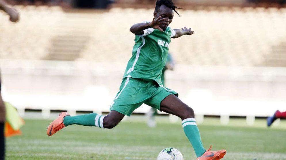Ambudo's future at Gor Mahia shrouded in doubt