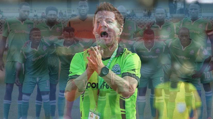 Dylan Kerr's top moments and stories as the head coach of Gor Mahia
