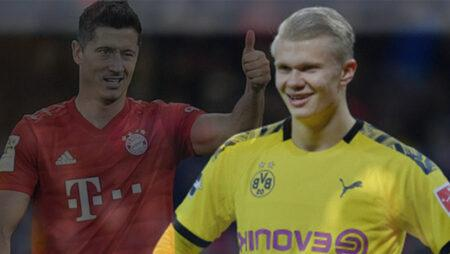 Its best for Haaland to stay in Bundesliga: Lewandowski suggests