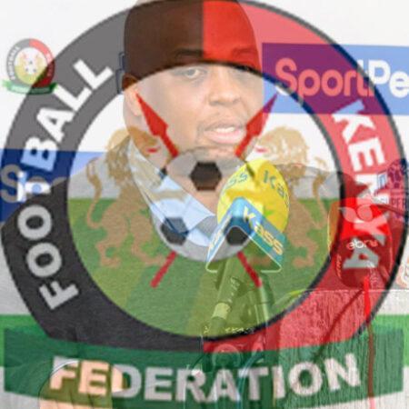 Herbert Mwachiro enters FKF presidential race