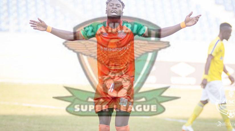 Jesse Were – The Kenyan star shining bright in Zambian top league