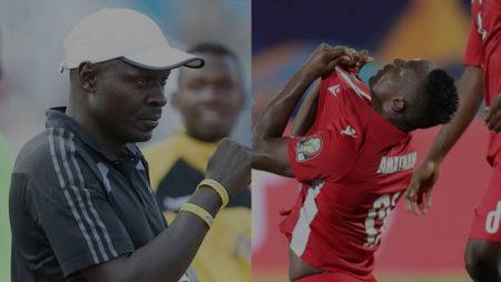 Juma advises Wanyama to pick up vital coaching lessons from retired captain Otieno