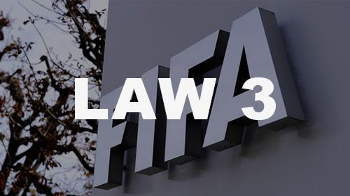 FIFA has amended Law 3 to safeguard player's health and prevent injuries till 2021