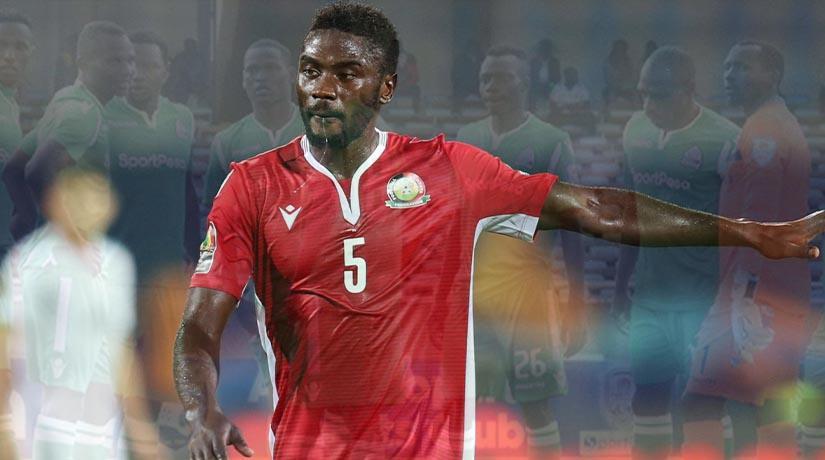 Mohammed honors Gor Mahia for preparing him for international football