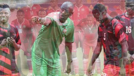 Otieno strives hard to be the national team head coach