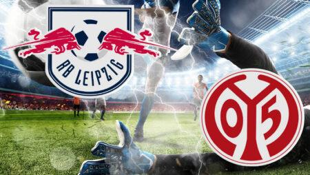 RB Leipzig thrash Mainz 5-0 thanks to Timo Werner's hat-trick