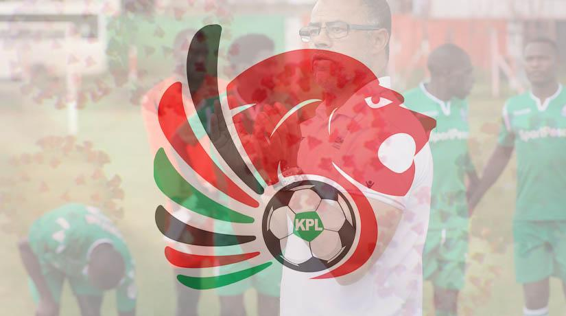 Polack wary of resuming the Kenyan Premier league amid COVID-19 pandemic