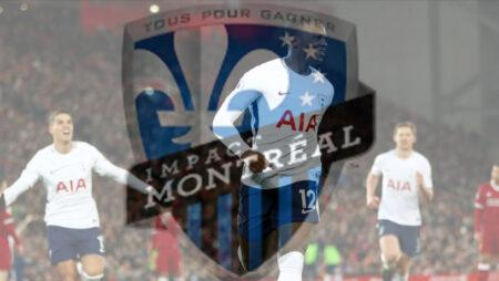 Victor Wanyama resumes training with his international club Montreal Impact