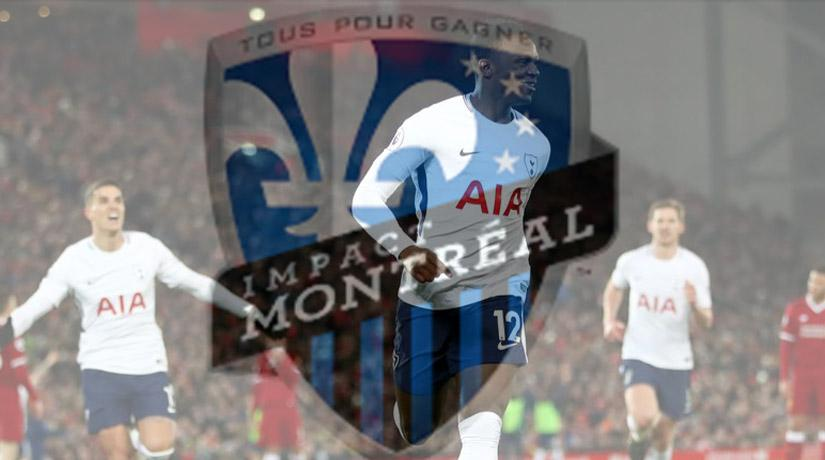 Victor Wanyama resumes training with his international club Montreal Impact
