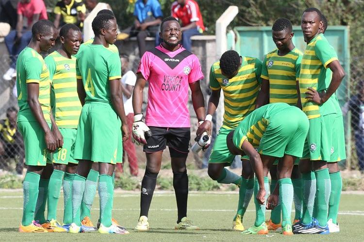 Vihiga United fights for a chance in the NSL
