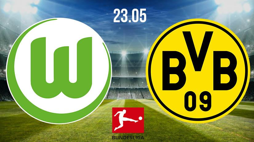 Wolfsburg vs Borussia Dortmund Preview Prediction: Bundesliga Match on 23.05.2020