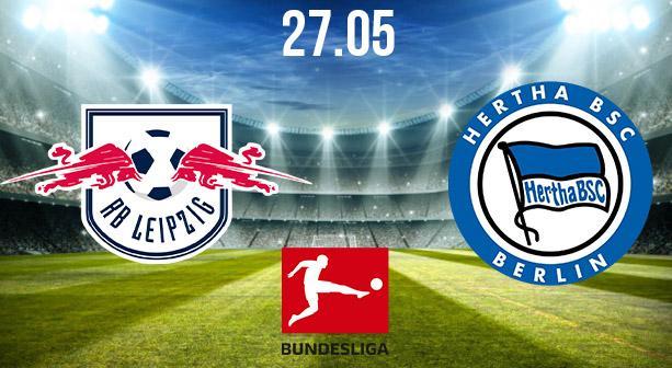 RB Leipzig vs Hertha Berlin Preview and Prediction: Bundesliga Match on 27.05.2020