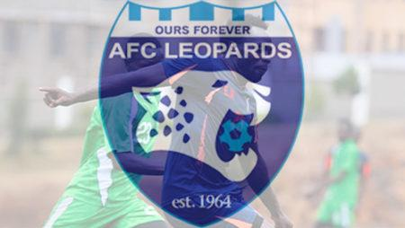 AFC Leopards boss hopes Rupia's renewal will be confirmed soon