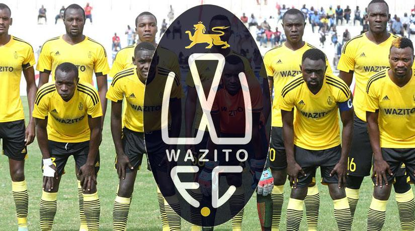 Wazito FC has become the first KPL club to extend their helping hand to children's homes