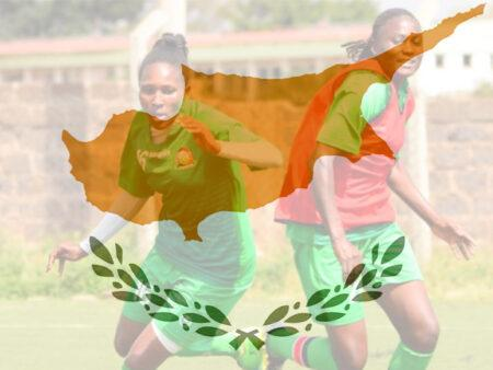Harambee Starlets duo stuck in Cyprus after League cancelation