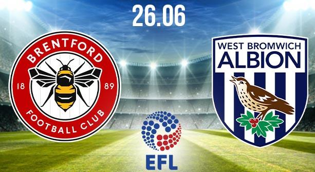 Brentford vs West Bromwich Albion Preview and Prediction: EFL Match on 26.06.2020