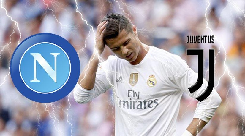 Cristiano Ronaldo is frustrated as Napoli beats Juventus to win the Coppa Italy