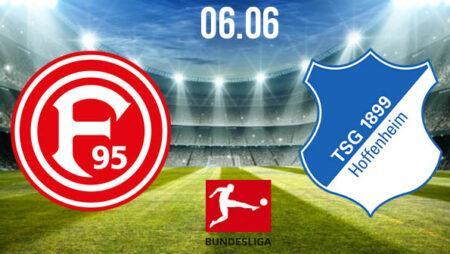 Fortuna Dusseldorf vs Hoffenheim Preview and Prediction: Bundesliga Match on 06.06.2020