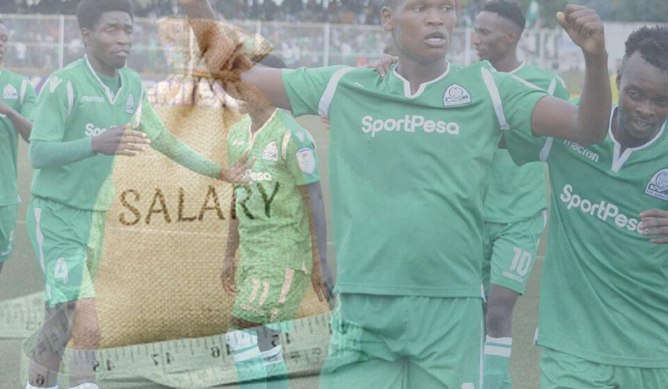 Rachier: Gor Mahia owes its players five months' salary arrears