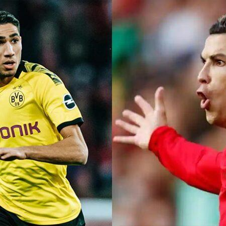Transfer rumors: Hakimi linked to Chelsea move, Ronaldo to exit Juventus