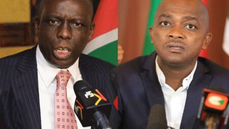 Ohanga: Mwendwa's absence from SDT meeting has no impact