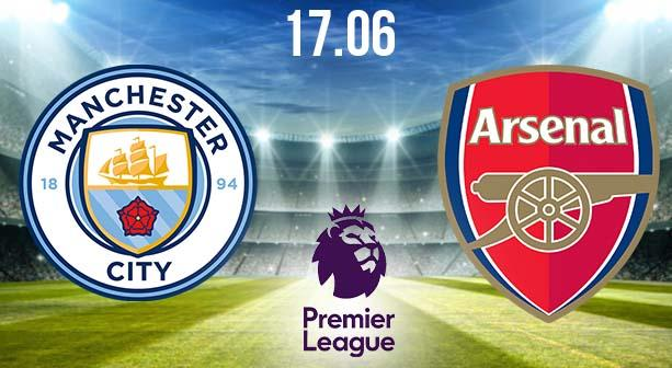 Manchester City vs Arsenal Preview and Prediction: Premier League Match on 17.06.2020