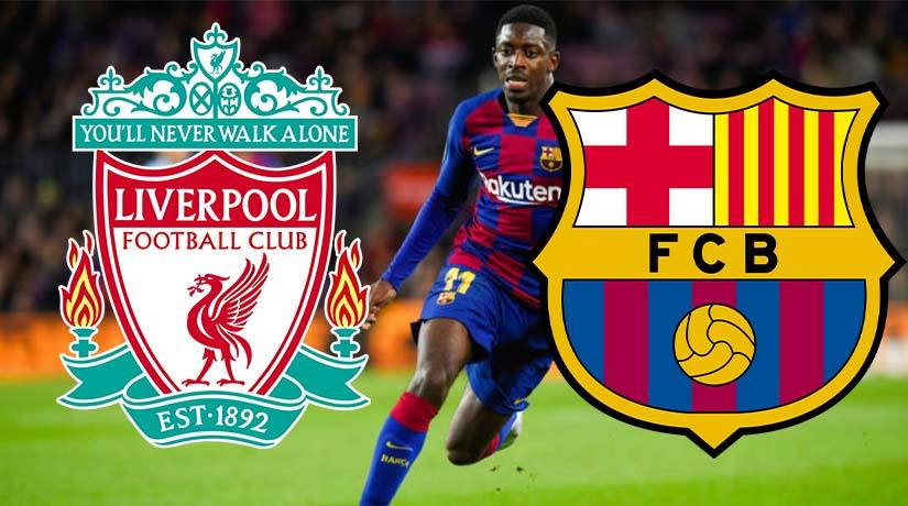 Liverpool eyes Barcelona's Ousmane Dembele and open talks targeting a Loan-to-buy transfer