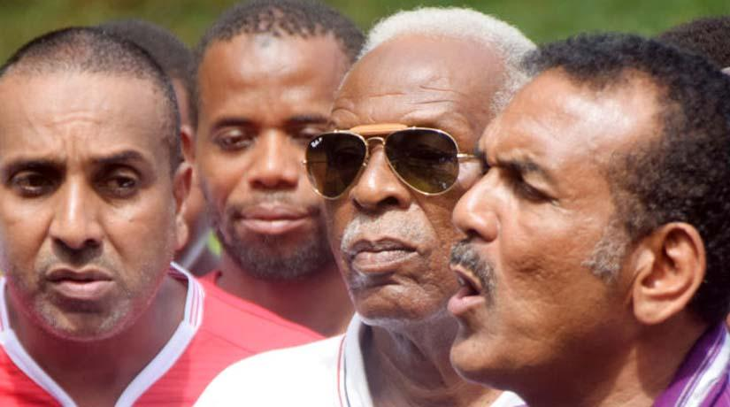 Solomon calls on Kenyan Government sort out the misery of retired football heroes