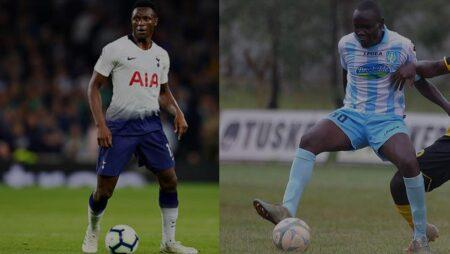 Saad Musa reveals what he admires the most about Victor Wanyama