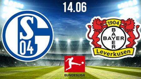 Schalke 04 vs Leverkusen Preview and Prediction: Bundesliga Match on 14.06.2020