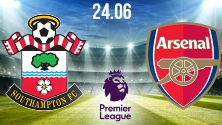 Southampton vs Arsenal Preview and Prediction: Premier League Match on 25.06.2020