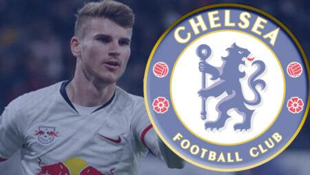 Werner's reasons for choosing Chelsea over champions league