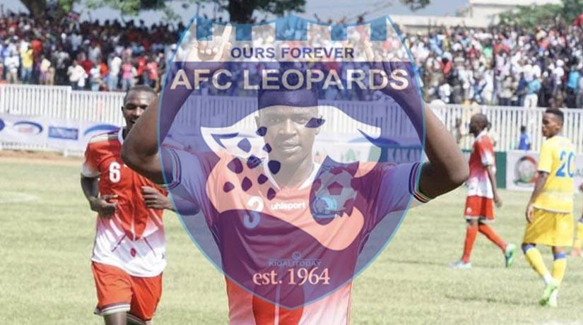 AFC Leopards willing to re-sign Otieno but only as a free agent