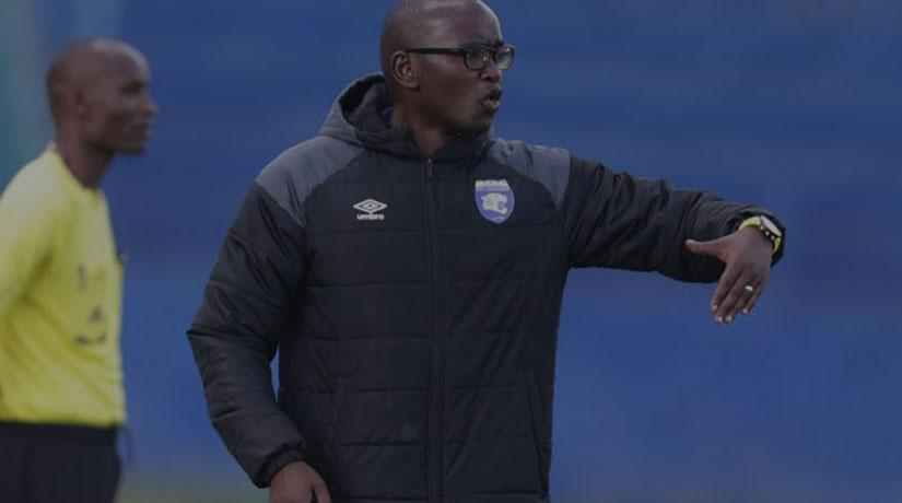 AFC Leopards keen on retaining coach Anthony Kimani