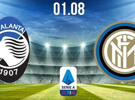 Atalanta vs Inter Milan Preview and Prediction: Serie A Match on 01.08.2020