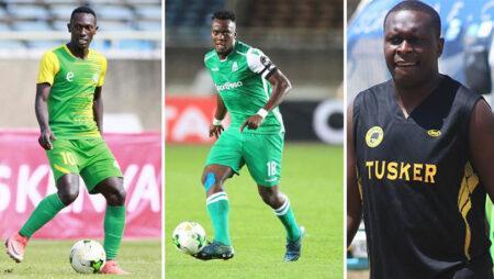Kenyan trio back to Zambia as league resumes