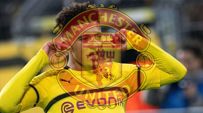 Dortmund ace Sancho snubs Manchester United for the Reds as Klopp's side is favorable as they are title defenders
