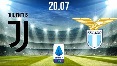 Juventus vs Lazio Preview and Prediction: Serie A Match on 20.07.2020