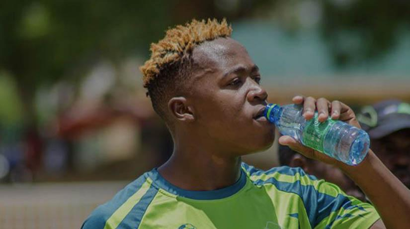 Kibwage shares his football career journey