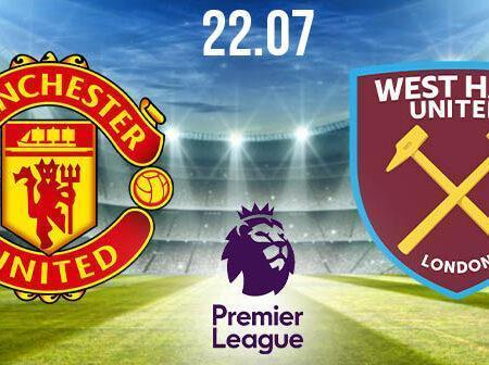 Manchester United vs West Ham Preview and Prediction: Premier League Match on 22.07.2020