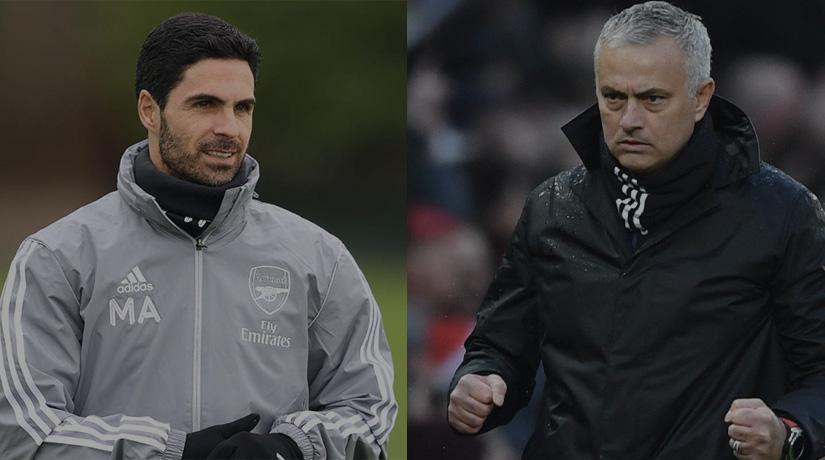 Mikel Arteta reveals Jose Mourinho's tactics after Tottenham trashed Arsenal