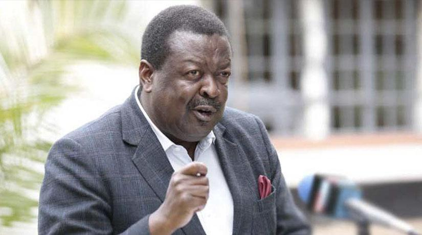 ANC party leader Mudavadi has challenged AFC Leopards and Gor Mahia to financially self-sustained than depend on politicians