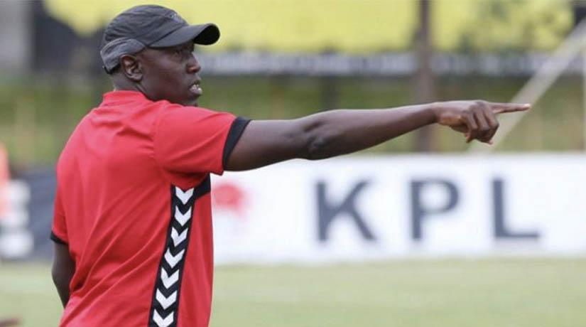Gor Mahia assistant coach Patrick Odhiambo aspires to establish a football academy in Kisumu
