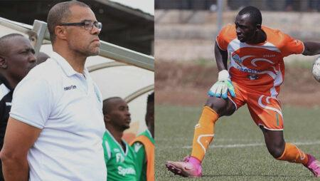 Gor Mahia coach not bothered with Odhiambo's exit