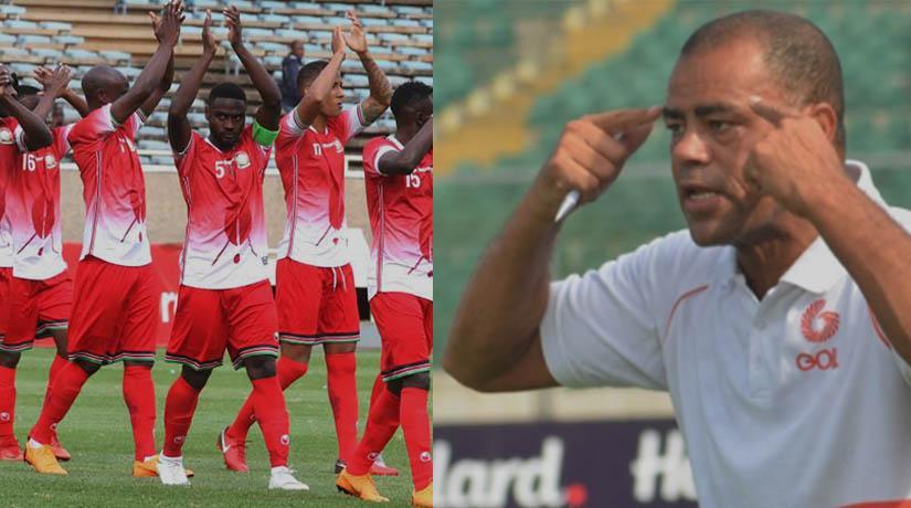 Steve Polack reveals his aspiration to coach Harambee stars