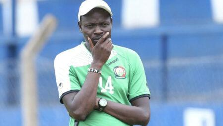 Okumbi believes in Kenyas' potential in making the 2026 world cup dream a reality