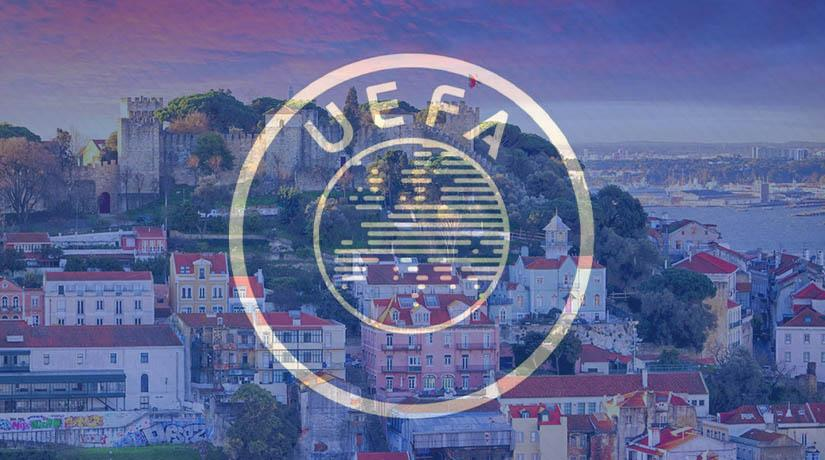 UEFA devotion to the championship finale's success in Lisbon