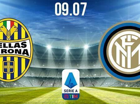 Verona vs Inter Milan Preview and Prediction: Serie A Match on 9.07.2020